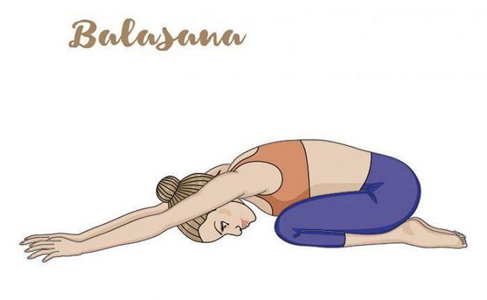 Сделайте эти движения перед сном и вы мгновенно расслабитесь и крепко уснёте